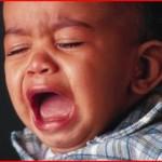 истерика двухлетнего ребенка