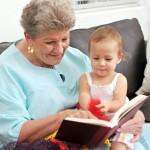 бабушка и режим ребенка