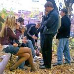 влияние окружения на подростка