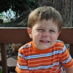 Как справиться с двухлеткой и сохранить позитивный настрой? Часть 1.