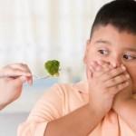 Отказ ребенка от еды