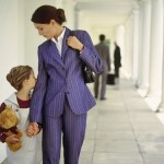 Как поговорить с ребенком о разводе.