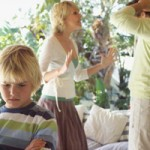 Влияние ссор родителей на ребенка